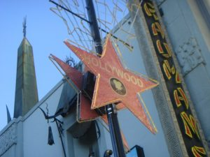 Etoile d'Hollywood