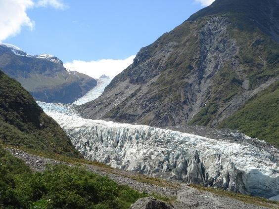 Glacier de Franz Josef - Nouvelle Zélande