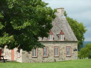 Habitation sur le Saint Laurent